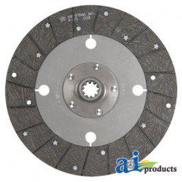 "PTO Disc: 12"" organic, solid"