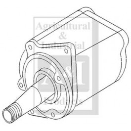 Pump, Hydrostatic Power Steering