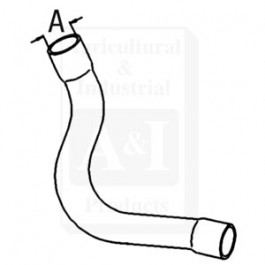 Radiator Hose, Lower
