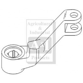 Steering Arm (LH) W/ Single Steering Cylinder