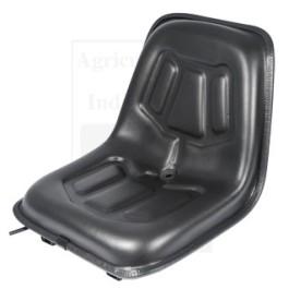 Seat, Lawn & Garden, w/ Slide Track, BLK