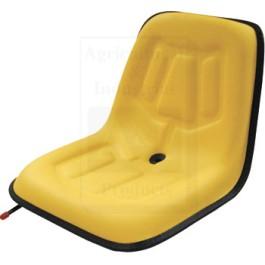 Seat, Lawn & Garden, w/ Slide Track, YLW