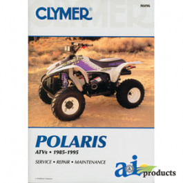 Clymer ATV Manual - Polaris