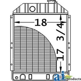 Radiator - MG771716