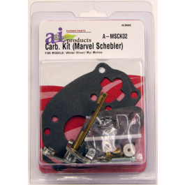Carburetor Kit, Basic (Marvel-Schebler)