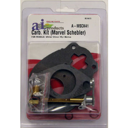 "Carburetor Kit, Basic (Marvel-Schebler) ""Viton"""