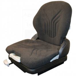 Grammer Seat, CHARCOAL MATRIX CLOTH