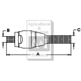 Cylinder End (RH)