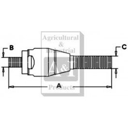Cylinder End (LH)
