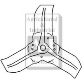 Fan, 3 Blade