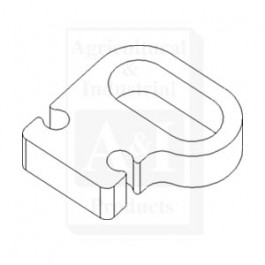 Retainer, Drawbar