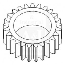Gear, Planetary Pinion; MFWD