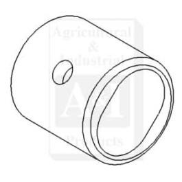 Bushing, Front Drawbar Support Mounting Pin