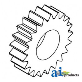 Pinion Gear, Used w/ A-R45779 Shaft
