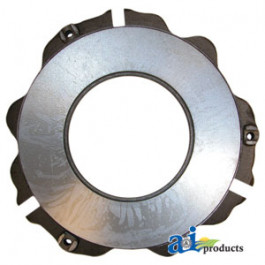 Clutch Plate, Smooth