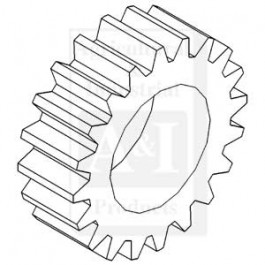 Pinion Gear, Used w/ A-R43016 Shaft