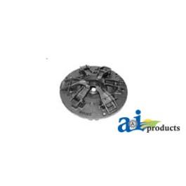 """Pressure Plate: 13.5"""", 6 lever, dual, incls PTO disc, w/ 2.964"""" flywheel step, RE-MFG"""