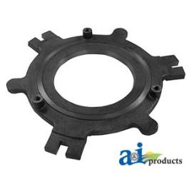 Clutch Plate: Rear PTO