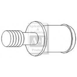 (1) Drive Pin for Coupler Drive