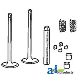 Guide, Intake & Exhaust Valve