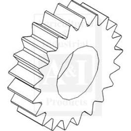 Pinion Gear, Used w/ A-R61711 Shaft