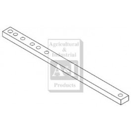 Drawbar w/o Offset, Straight