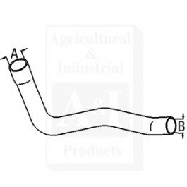 Upper Radiator Hose