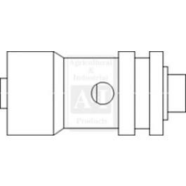 Hydraulic Pump Stroke Control Valve
