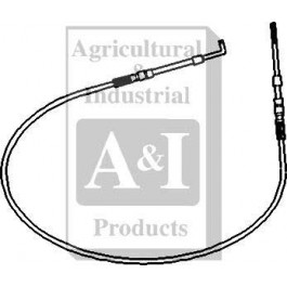 Cable, Transmission Reverse Control Valve