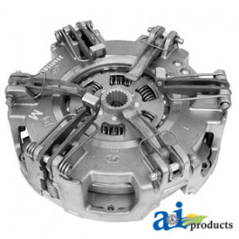 Pressure Plate: dual (See Tech Bulletin)