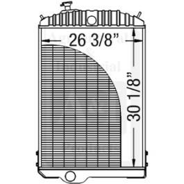 Radiator - RE21895