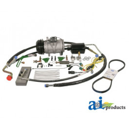 A6 Conversion Kit (Includes New Denso Style Compressor)