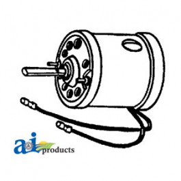 "Blower Motor  (12volt, 5/16"" X 2 3/16"" shaft, Rev rotation)"
