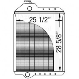 Radiator - RE46314