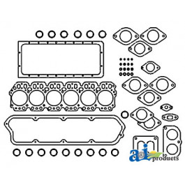 Gasket Set, Overhaul (With Seals)