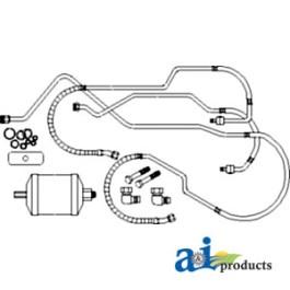 Kit, A/C Retrofit (R134A)