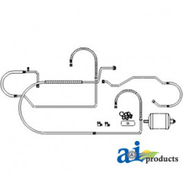 Kit, A/C Retrofit (R134A)