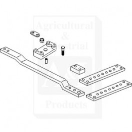 Drawbar Assembly; Reversible, 50.8 MM