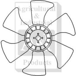 Fan, 7 Blade