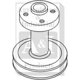 Pulley, Water Pump (Single Groove)