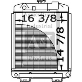 Radiator - SBA310100280