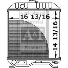 Radiator - SBA310100291