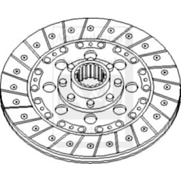 PTO Disc