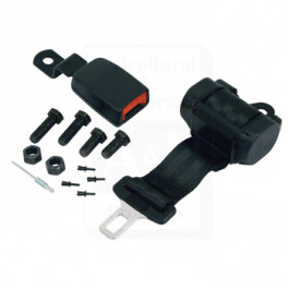 Seat Belt Kit, Duo; LH (For Use On MSG65 & 75 Seats)