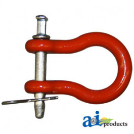 Clevis, Straight
