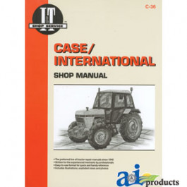 Case/International Shop Manual