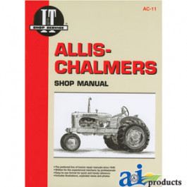 Deutz/Allis Shop Manual