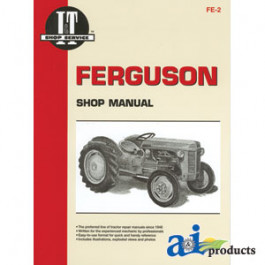 Ferguson Shop Manual