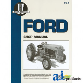 Ford New Holland Shop Manual