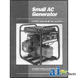 Small AC Generator Service Manual, Volume 2